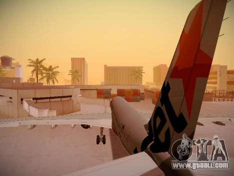 Airbus A330-200 Jetstar Airways for GTA San Andreas