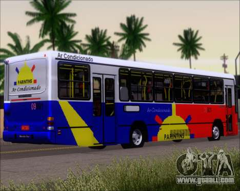 Marcopolo Torino 1999 Parintins for GTA San Andreas right view