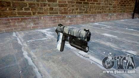 Gun Kimber 1911 Skulls for GTA 4