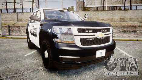 Chevrolet Tahoe 2015 Liberty Police [ELS] for GTA 4