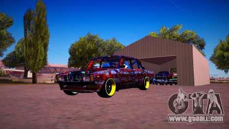 VAZ 2105 Drift for GTA San Andreas