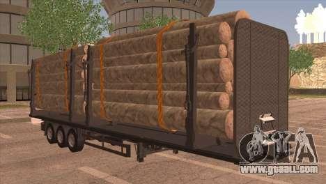 Smitz Timber for GTA San Andreas
