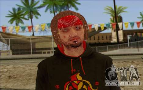 GTA 5 Wade Hebert for GTA San Andreas third screenshot