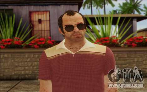 Trevor Phillips Skin v6 for GTA San Andreas third screenshot