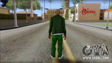 New CJ v1 for GTA San Andreas second screenshot