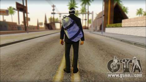 Rob v1 for GTA San Andreas second screenshot