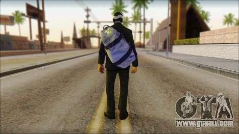 Rob v1 for GTA San Andreas second screenshot