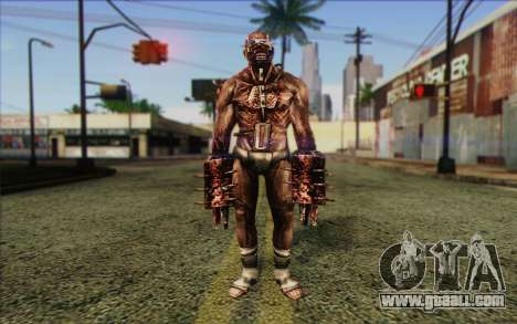 Fleshpound for GTA San Andreas