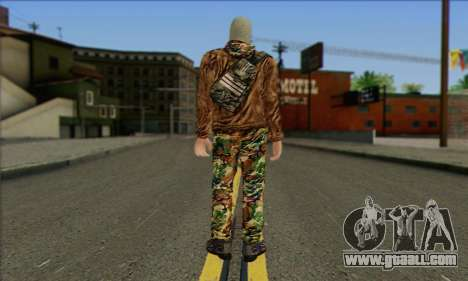 Arctic Avenger (Tactical Intervention) v3 for GTA San Andreas second screenshot