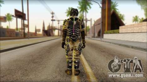 Crew from Dead Space 3 for GTA San Andreas second screenshot