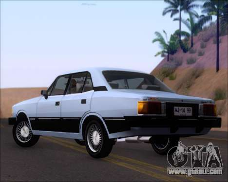 Chevrolet Opala Diplomata 1987 for GTA San Andreas back left view