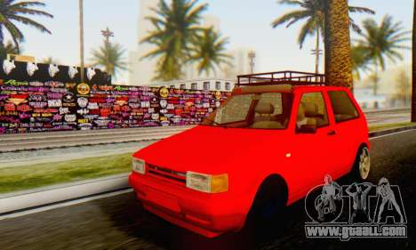 Fiat Uno for GTA San Andreas