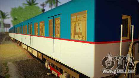 MRT-2 for GTA San Andreas