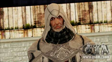 Old Altair from Assassins Creed for GTA San Andreas third screenshot