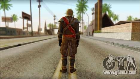Edward Kenway Assassin Creed 4: Black Flag for GTA San Andreas second screenshot