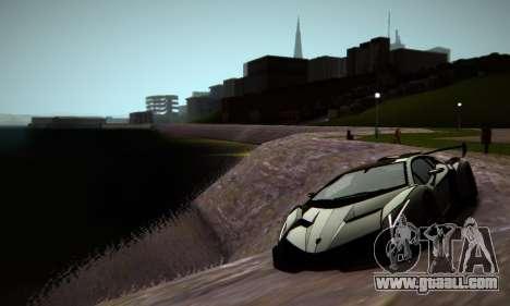 ENB Series by phpa v5 for GTA San Andreas sixth screenshot
