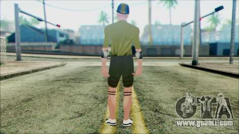Wmymoun from Beta Version for GTA San Andreas second screenshot