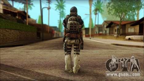Veteran (AVA) v2 for GTA San Andreas second screenshot