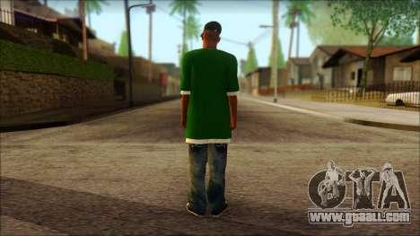 Sweet v2 for GTA San Andreas second screenshot