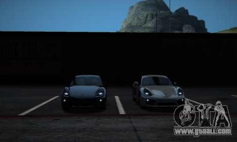 ENB Series by phpa v5 for GTA San Andreas seventh screenshot