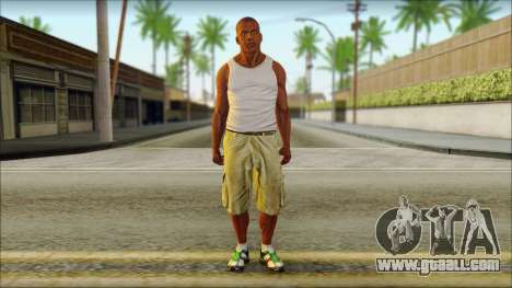 Franklin for GTA San Andreas