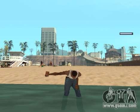 For airborne! for GTA San Andreas sixth screenshot