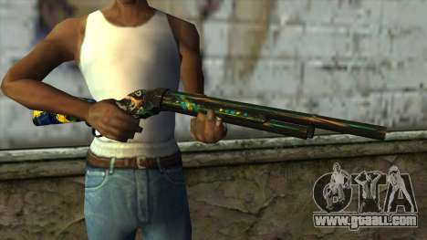M1887 from PointBlank v2 for GTA San Andreas third screenshot