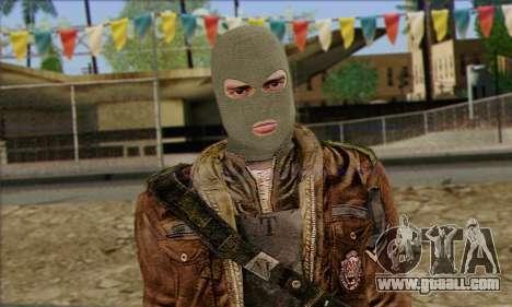Arctic Avenger (Tactical Intervention) v3 for GTA San Andreas third screenshot