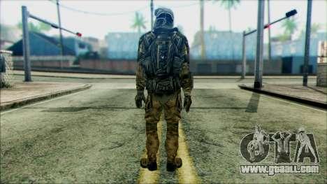 Soldiers of team Phantom 2 for GTA San Andreas second screenshot