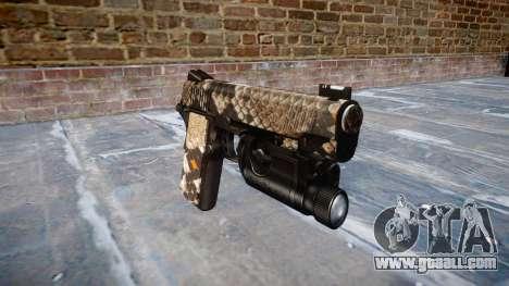 Gun Kimber 1911 Viper for GTA 4