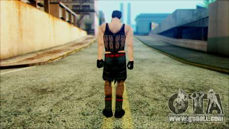 Manhunt Ped 14 for GTA San Andreas second screenshot