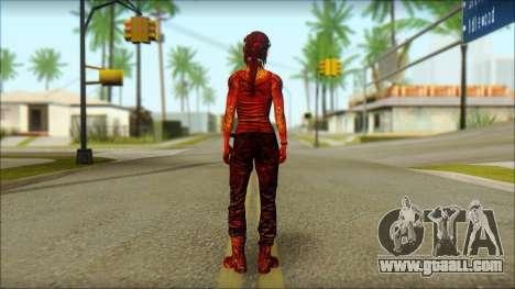 Tomb Raider Skin 9 2013 for GTA San Andreas second screenshot