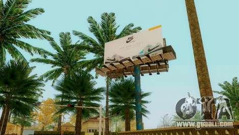 Texture the skate Park and a hospital in Los San for GTA San Andreas sixth screenshot