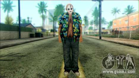 Manhunt Ped 6 for GTA San Andreas
