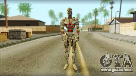 T900 (Terminator 3: war of the machines) for GTA San Andreas