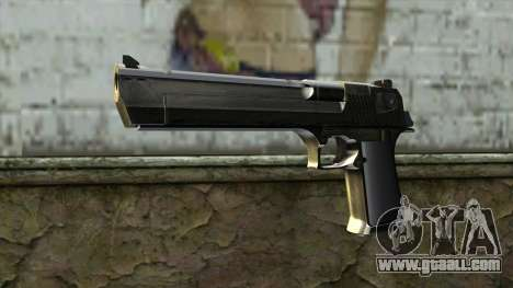 Graffiti Desert Eagle for GTA San Andreas