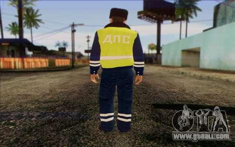 DPS Skin 3 for GTA San Andreas second screenshot