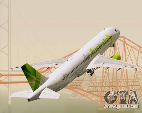 Airbus A320-200 Air Australia for GTA San Andreas