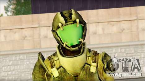 Crew from Dead Space 3 for GTA San Andreas third screenshot