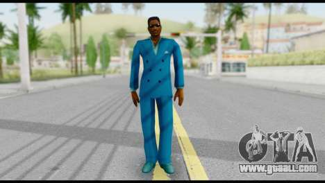 Lance Suit Shades for GTA San Andreas