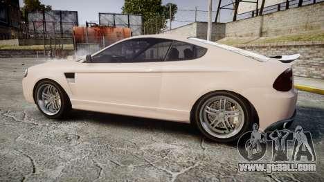 GTA V Bollokan Prairie Wheel2 for GTA 4 left view
