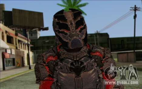 John Carver from Dead Space 3 for GTA San Andreas third screenshot