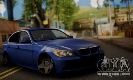 BMW M3 E90 Stance Works for GTA San Andreas