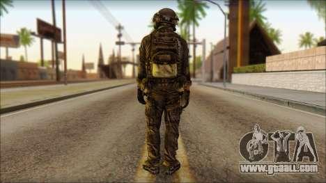 Fighter OGA (MoHW) v1 for GTA San Andreas second screenshot