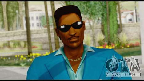 Lance Suit Shades for GTA San Andreas third screenshot
