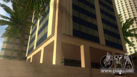 HD texture four skyscrapers in Los Santos for GTA San Andreas eleventh screenshot