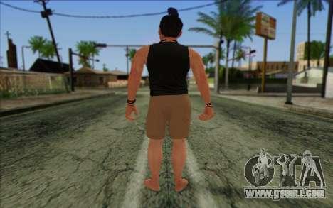 Fabien LaRouche from GTA 5 for GTA San Andreas second screenshot