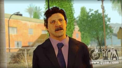 GTA 5 Ped 13 for GTA San Andreas third screenshot