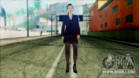 Sofybu from Beta Version for GTA San Andreas