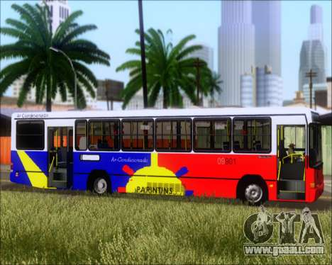 Marcopolo Torino 1999 Parintins for GTA San Andreas left view